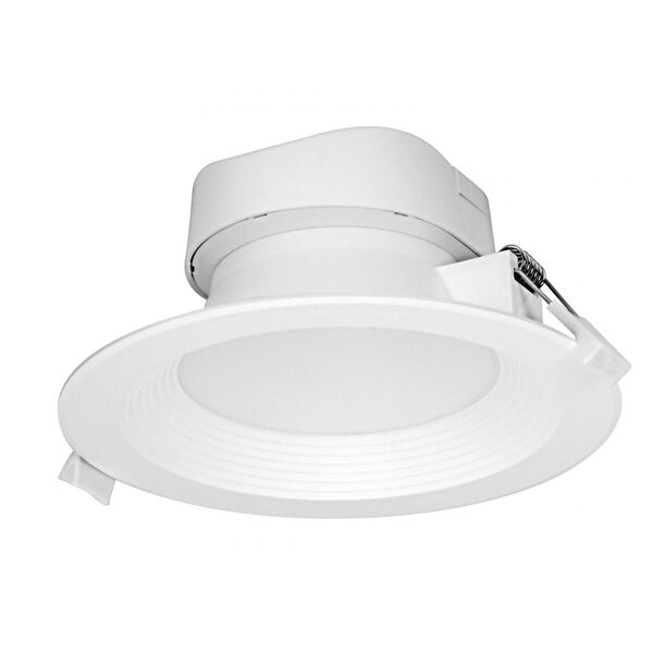 SATCO White LED Dimmable 5000K 9Watt Retrofit, image 1