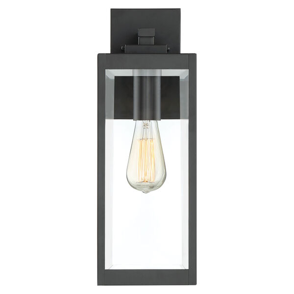 Westover Earth Black 17-Inch One-Light Outdoor Wall Sconce, image 4