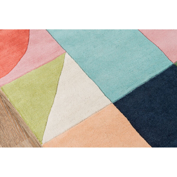 Delmar Wright Multicolor Rectangular: 3 Ft. 6 In. x 5 Ft. 6 In. Rug, image 4