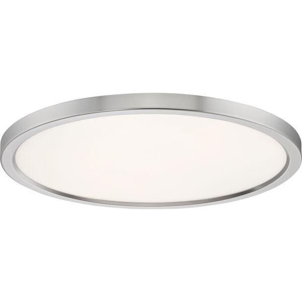 Outskirt Brushed Nickel 20-Inch LED Flush Mount, image 3