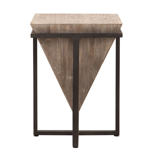 Bertrand Wood Accent Table, image 3