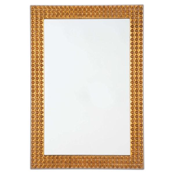 Pantera Gold Leaf Mirror, image 1
