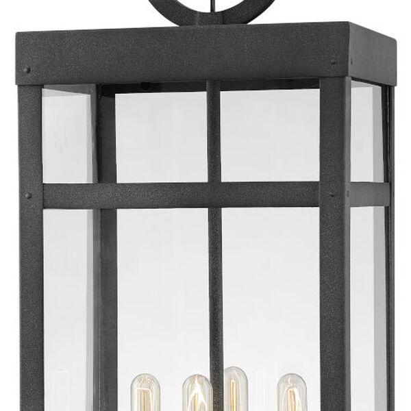 Porter Aged Zinc Four-Light Outdoorpendant, image 4