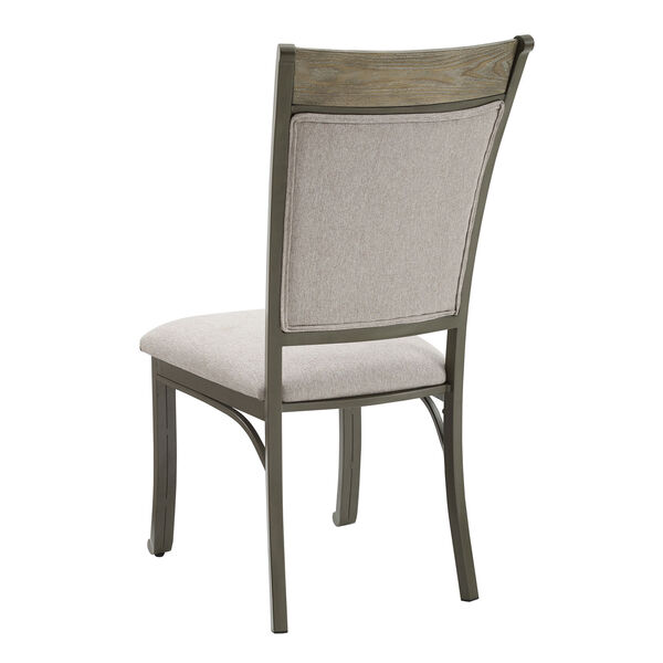Elizabeth Pewter Dining Side Chair, Set of 2, image 6