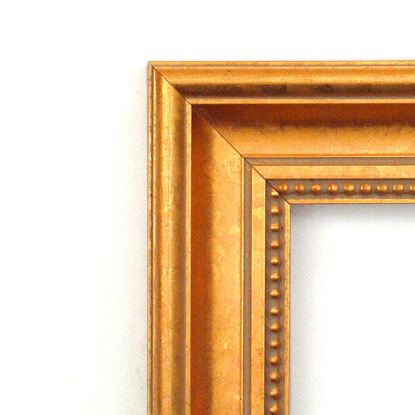 Townhouse Gold 22W X 28H-Inch Decorative Wall Mirror, image 2