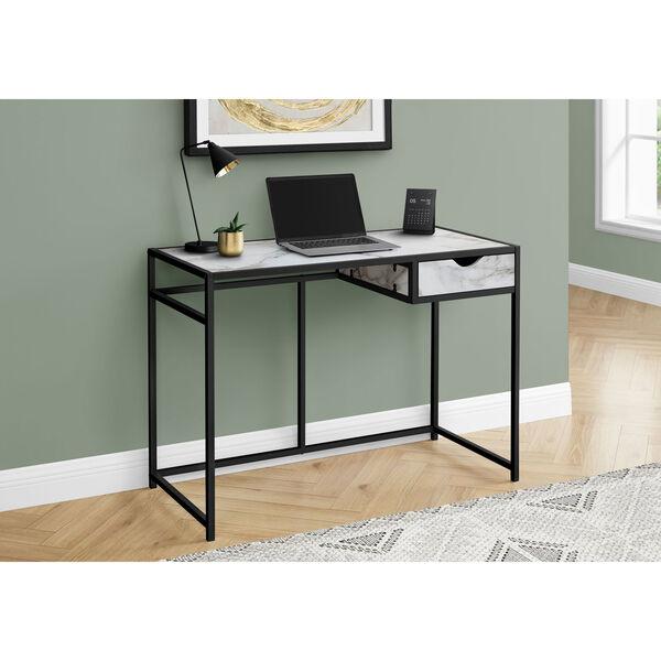 20-Inch Rectangular Computer Desk, image 2