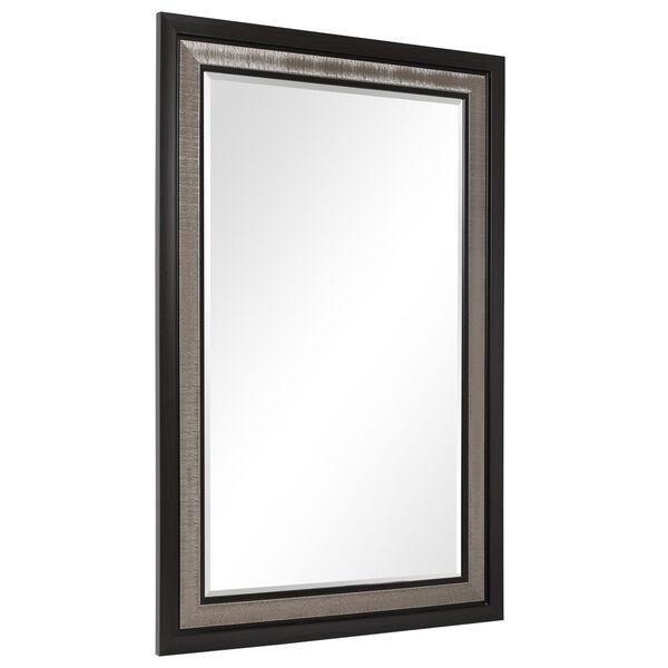 Chamberlain Silver and Ebony Mirror, image 4