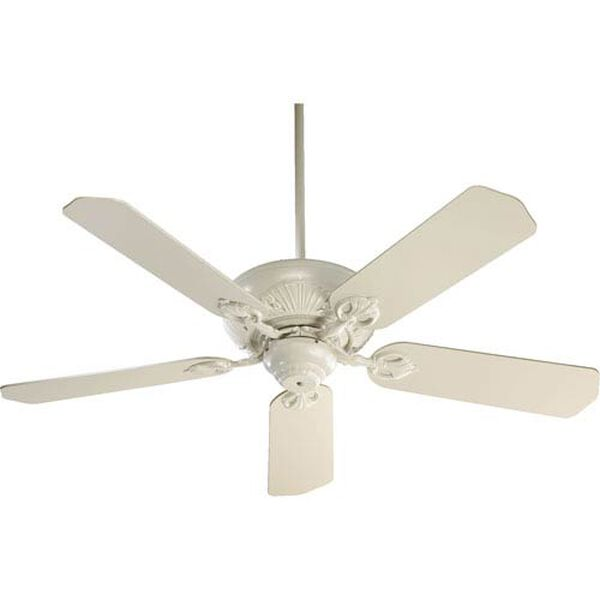 Chateaux Antique White Energy Star 52-Inch Ceiling Fan, image 1