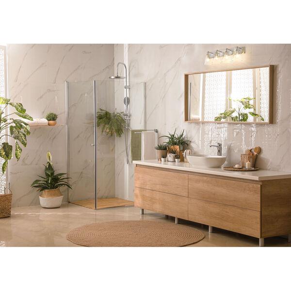 Harper Brushed Nickel Four-Light Bath Vanity, image 3