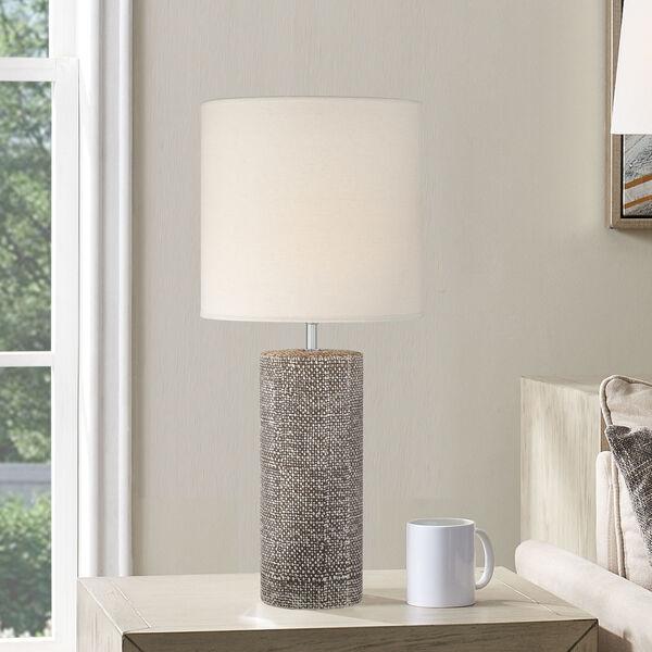 Dustin Dark Brown One-Light Table Lamp, image 3