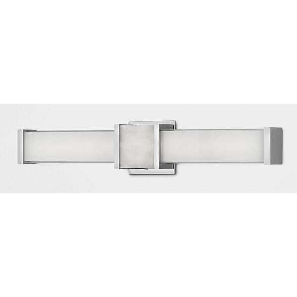 Pietra Chrome 25-Inch Led Ada Bath Bar, image 2