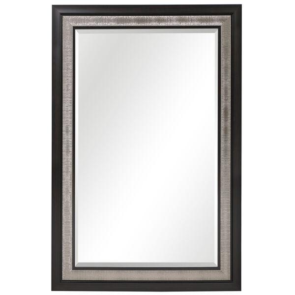 Chamberlain Silver and Ebony Mirror, image 2