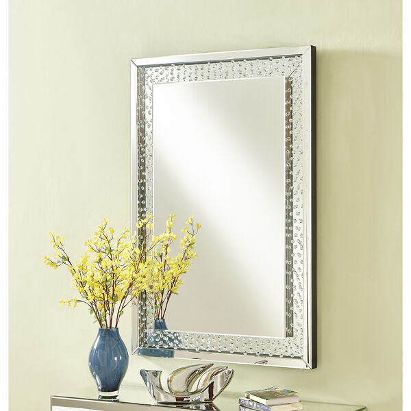 Sparkle Crystal 24-Inch Mirror, image 3