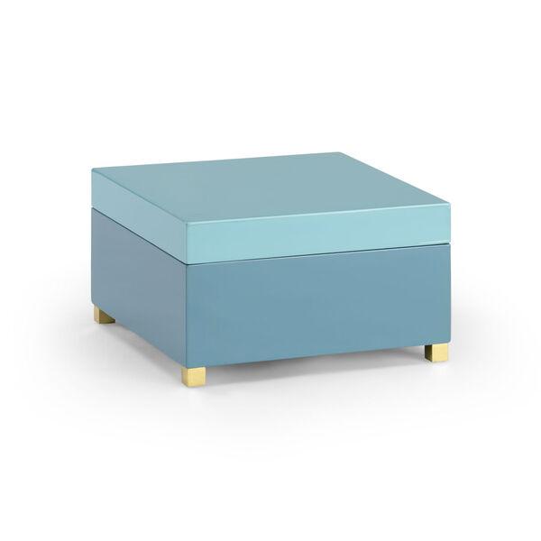 Blue Decorative Box, image 1