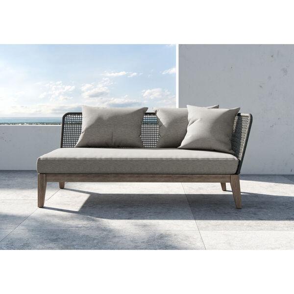 Netta Outdoor Right Arm Sofa, image 3