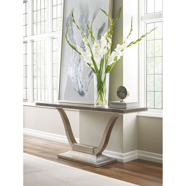 Compositions Avondale Ivory Console Table, image 1