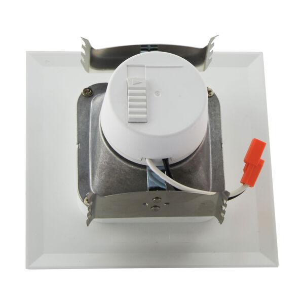 ColorQuick White 5-Inch LED Square Downlight Retrofit, image 4