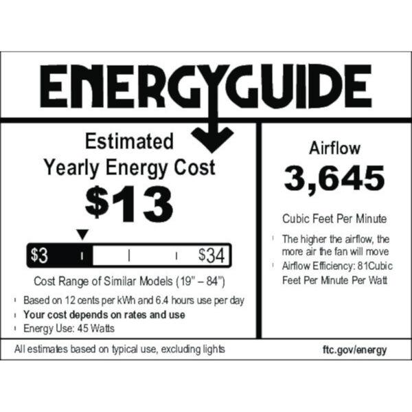 Kennicott Dusty Green 44-Inch Outdoor Ceiling Fan, image 2