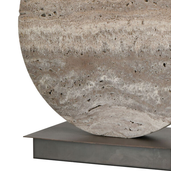 Vermouth Dark Dunbrook and Grey Stone One-Light Table Lamp, image 4