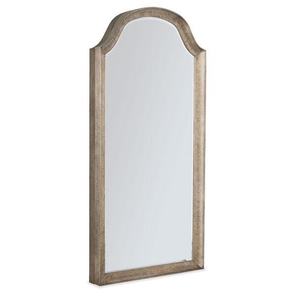 Alfresco Dark Taupe Floor Mirror, image 1