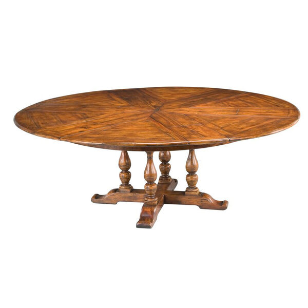 Walnut Jupe Dining Table, Large, image 1