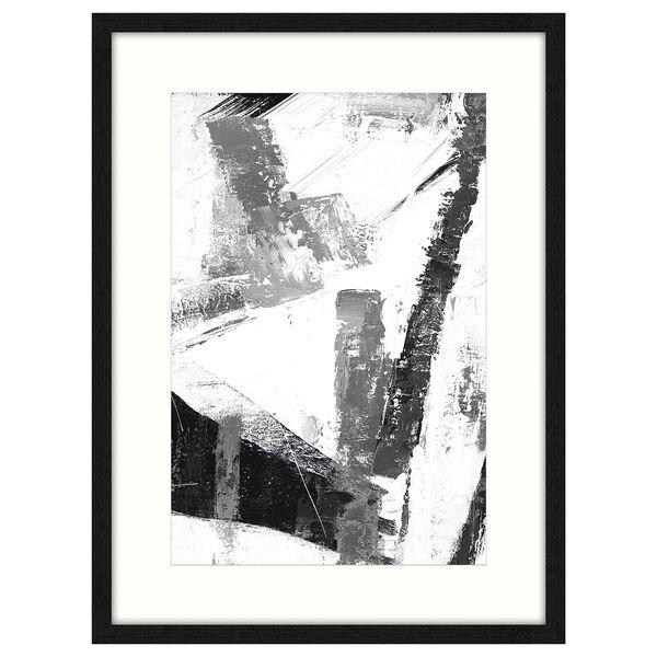 B and W Interpretations I Framed Wall Art, image 1