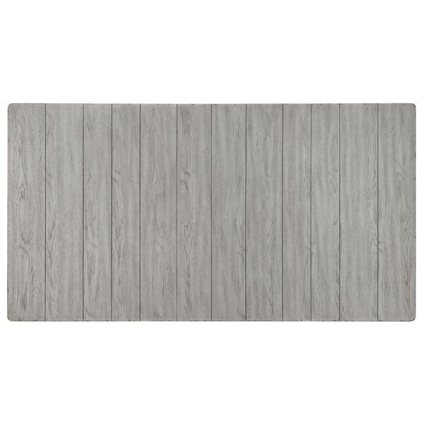 Belhaven Weathered Plank Trestle Table, image 6