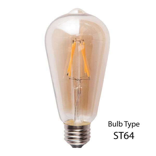 Mindel Industrial Bell Pendant Lamp, image 4
