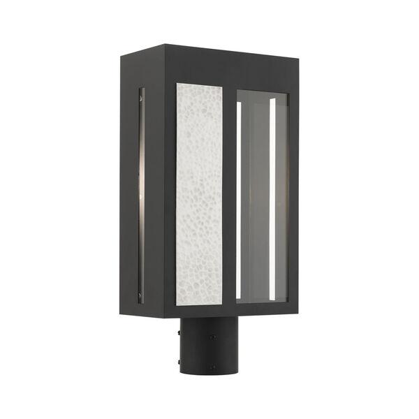 Lafayette Black One-Light Outdoor Post Lantern, image 6