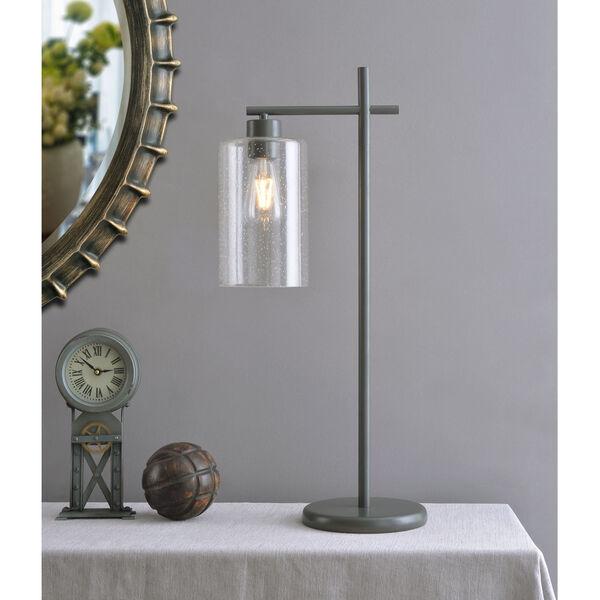 Dani Graphite Desk Lamp, image 2