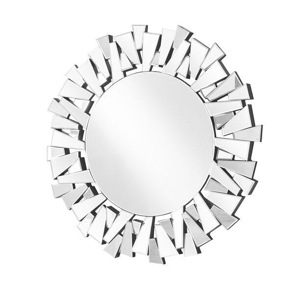 Sparkle Glass 31-Inch Mirror, image 1