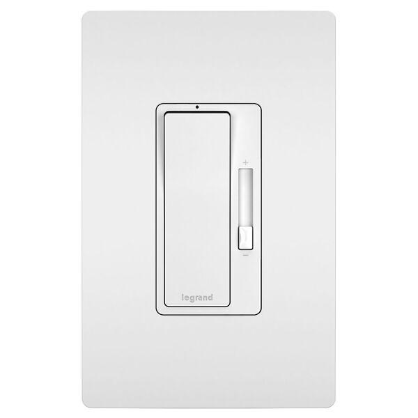 450W White CFL LED Single Pole 3-Way Dimmer, image 2