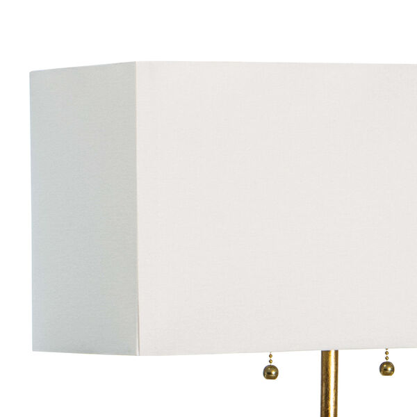 Ali Natural Stone Two-Light Table Lamp, image 3