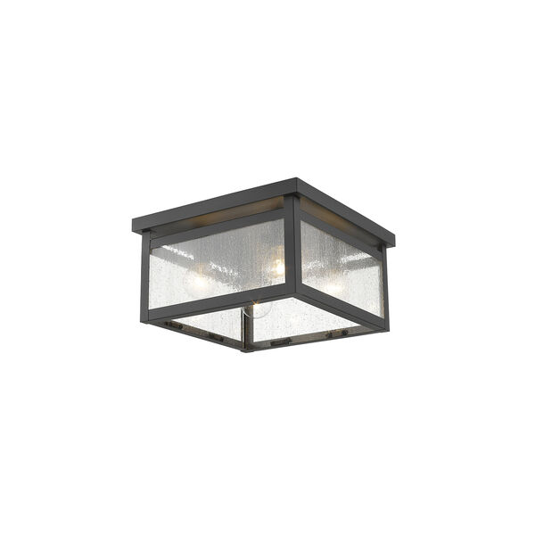 Milford Bronze Four-Light Ceiling Mount, image 3