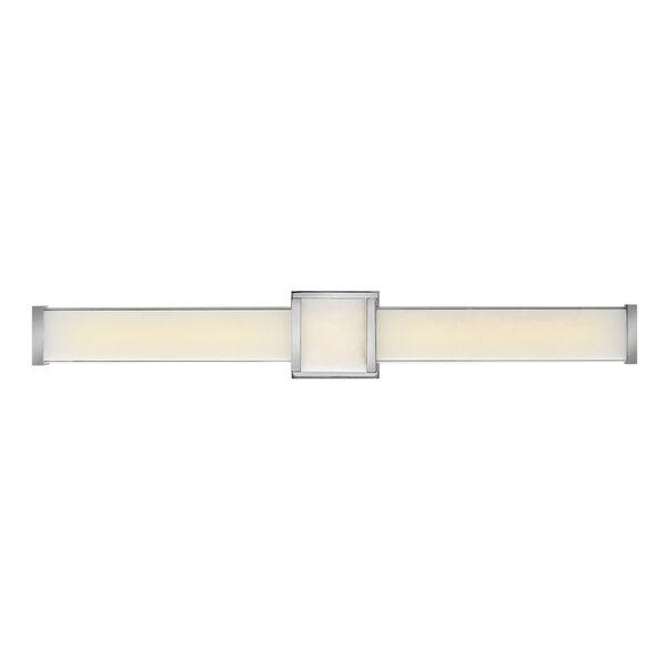 Pietra Chrome 31-Inch Led Ada Bath Bar, image 2
