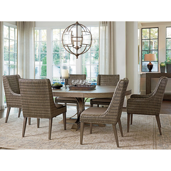 Cypress Point Brown Atwell Dining Table, image 3