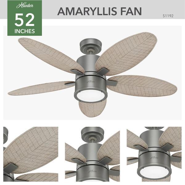 Amaryllis 52-Inch LED Ceiling Fan, image 3