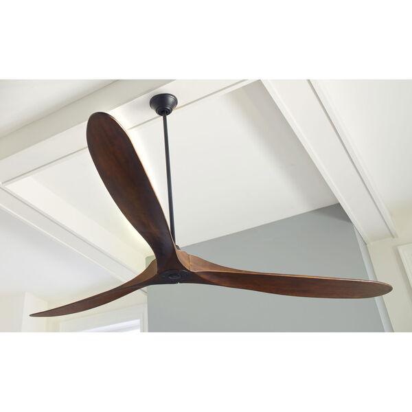 Maverick Super Max Matte Black Ceiling Fan, image 4