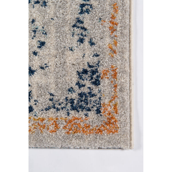 Haley Multicolor Rectangular: 9 Ft. 3 In. x 12 Ft. 6 In. Rug, image 4