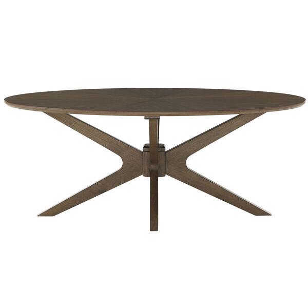 Luka Walnut Coffee Table, image 2