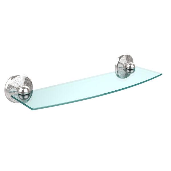Monte Carlo Polished Chrome Single Shelf , image 1