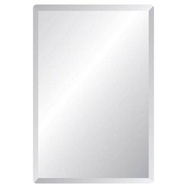 Regency 20 x 30 Rectangular Beveled Edge Mirror, image 1