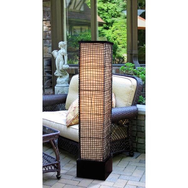 Trellis Bronze Outdoor Floor Lamp, image 2