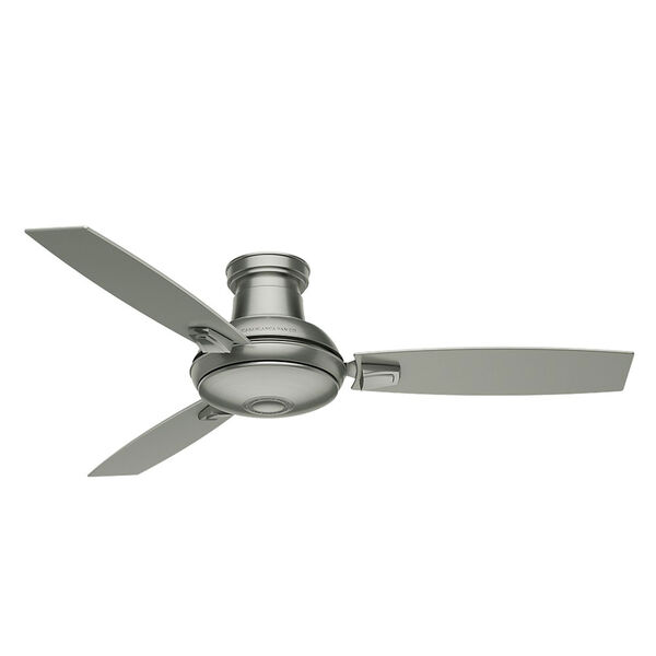 Verse Satin Nickel 54-Inch LED Energy Star Ceiling Fan, image 4