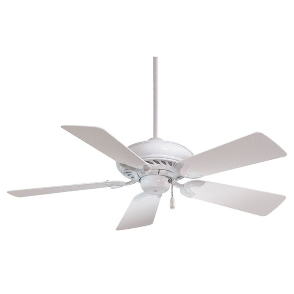 Supra 44 White  Fan, image 1