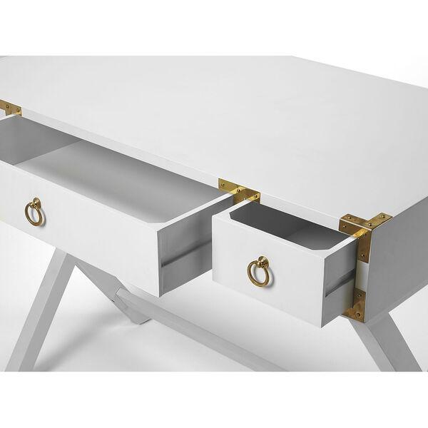 White Desk, image 4
