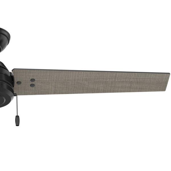 Cassius Matte Black 52-Inch Outdoor Ceiling Fan, image 6