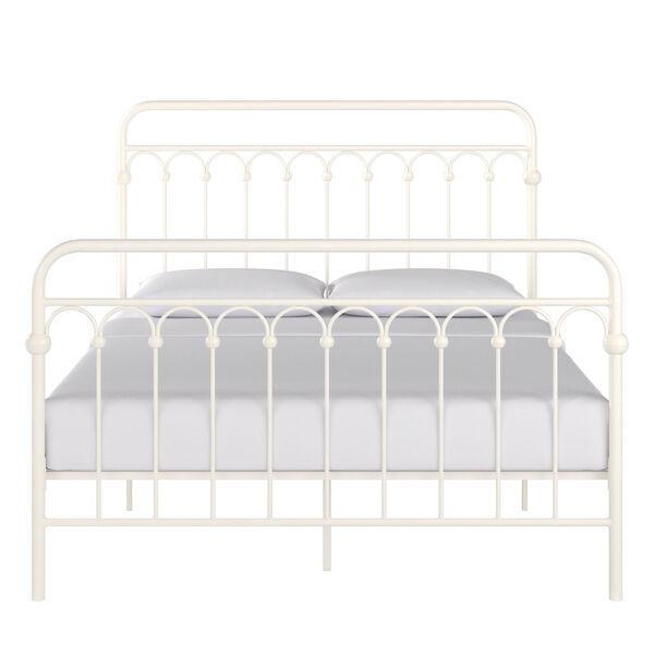 Isobel Metal Arches Platform Bed, image 2