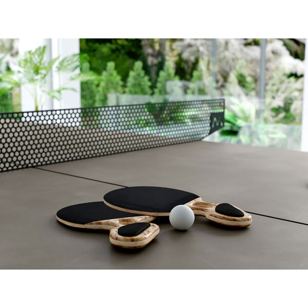 Amsterdam Gray Concrete Ping Pong Table, image 12
