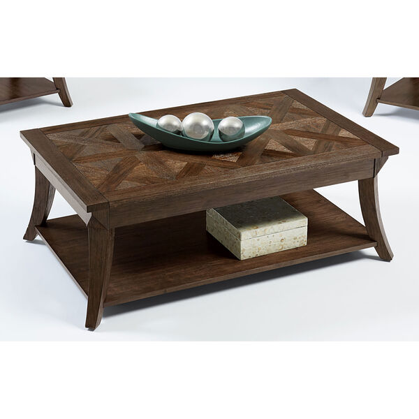 Appeal l Rectangular Cocktail Table, image 1